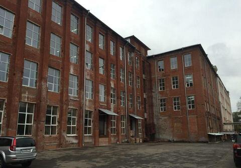 Реконструированный производственный комплекс 12000 м2 в Егорьевске МО - Фото 1