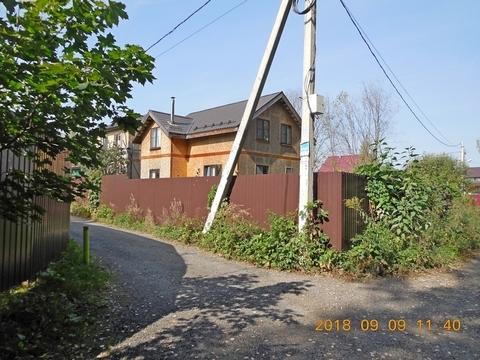 Продажа дома 100 кв.м уч. 4 сот. - Фото 1