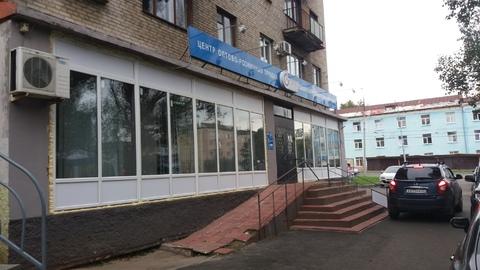 Офисное помещение 140 кв.м. перекрестке Мира и Горького - Фото 2