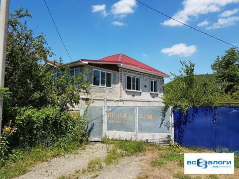 Жилой дом 196,4 кв.м, земельный участок - 1 157 кв.м, Республика Адыгея - Фото 1