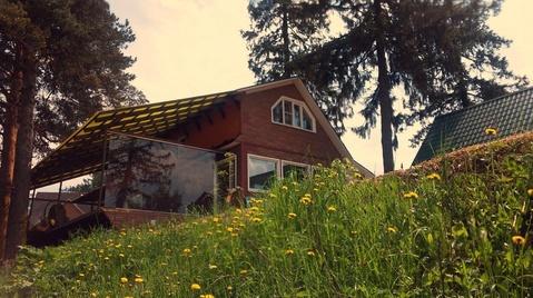 Клифф-Хаус 300м с террасой над рекой+2гостевых дома+баня на Юго-Западе - Фото 1