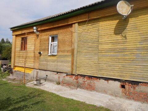 Дом в д.Большая Матвеевка, Клепиковского района, Рязанской области. - Фото 1