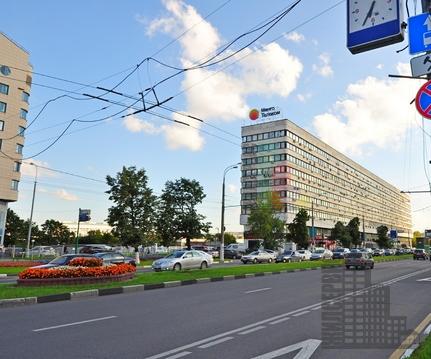 Офис 111м в бизнес-центре на Профсоюзной д.57 - Фото 1