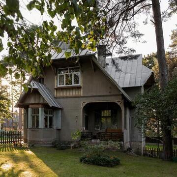 850 000 €, Продажа дома, Annas Sakses iela, Продажа домов и коттеджей Рига, Латвия, ID объекта - 501858381 - Фото 1