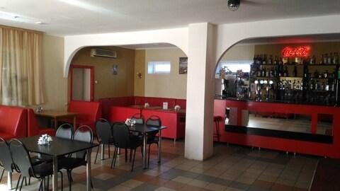 Продам действующее кафе 180м новая усмань - Фото 1