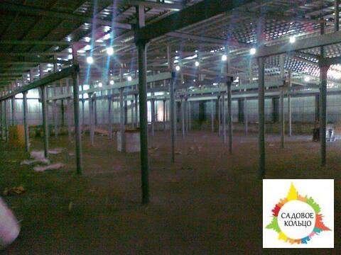 Под склад, площ.:450/700/950 м2, отаплив. /холодн, выс. потолка:6 м, - Фото 1