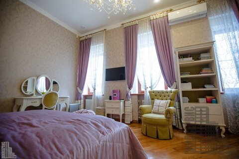 5-комнатная квартира в ЖК Крылатские Холмы, дизайнерский ремонт,290кв.м - Фото 5