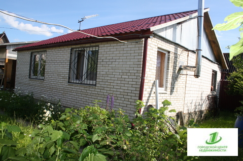 Продам дачу (2 дома + баня) в СНТ Тюльпан (с. Фаустово) в 15мин от жд - Фото 1