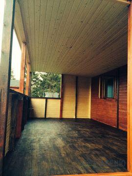 Прилесной участок 8 соток (факт. 14) , зимний жилой домик 6*6, . - Фото 2