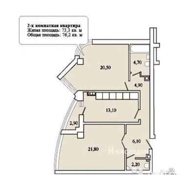 Продается 2-к квартира Суворова - Фото 1