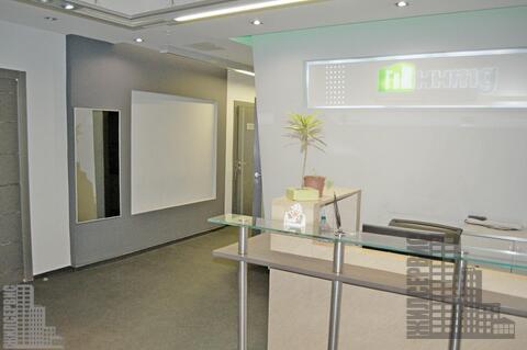 Офис 10м с мебелью в бизнес-центре у метро - Фото 3