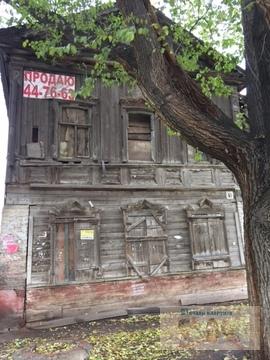 Продам дом деревянный в центре Саратова на ул.Симбирцева 49 - Фото 3