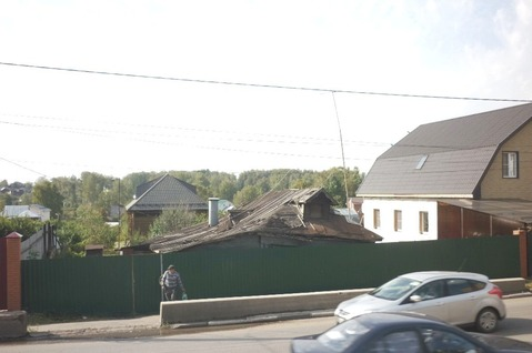 2-х эт дом бревно без отделки г Сергиев Посад, 1ударная Армия, уч-18 с - Фото 2
