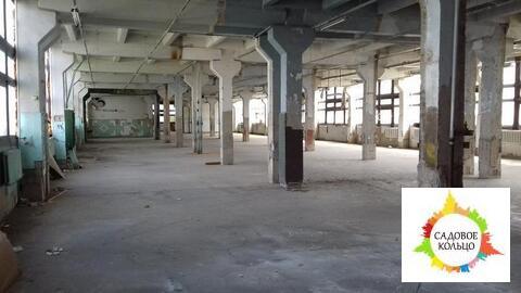 Складские отапливаемые помещения на 2-м и 3-м этажах производственно-с - Фото 2