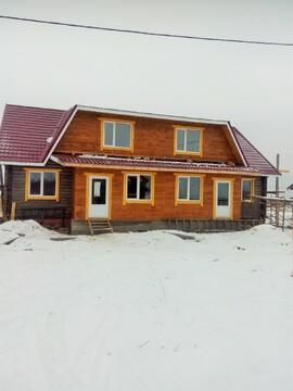 Новый рубленый дом в Дружино мкр Александровская усадьба - Фото 2