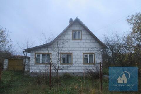 Крепкий домик недалеко от озера - Фото 1