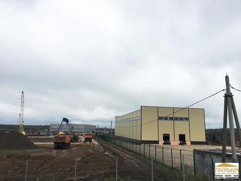 Продам землю промышленного назначения, 1 га, около Михнево - Фото 1