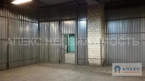 Аренда помещения пл. 295 м2 под склад, м. Алтуфьево в складском . - Фото 1