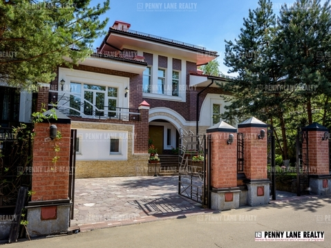 Продажа таунхауса, Лапино, Одинцовский район - Фото 1