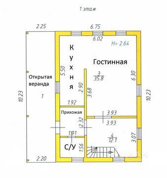 Аренда дома посуточно, Сергиев Посад, Сергиево-Посадский район, Улица . - Фото 2