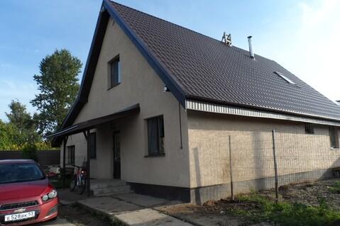 Продажа дома в Волховце, Великий Новгород 6 км - Фото 1