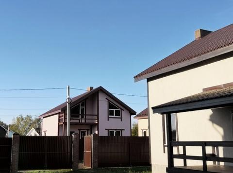 """Продаётся новый коттедж 156 кв.м в кп """"Дубровские зори""""-35 км от МКАД - Фото 2"""