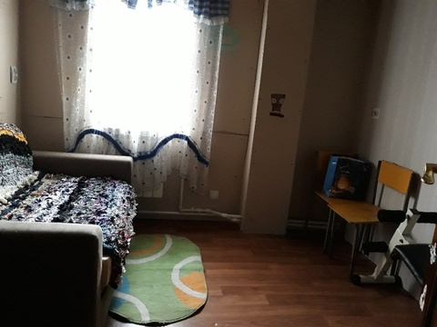 Продается жилой бревенчатый дом в мкр. Оргтруд, ул. Зеленая - Фото 2