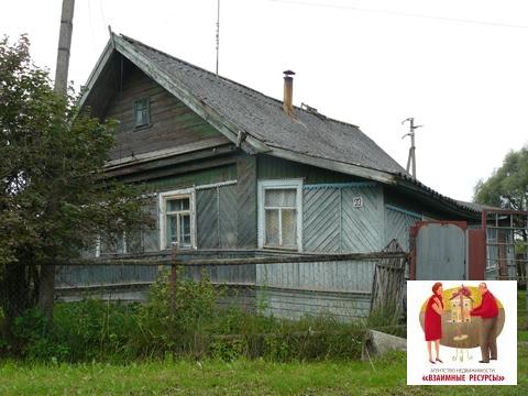 Дом в п. Волот Новгородской области - Фото 1