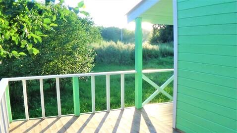 Домик небольшой новый с баней на 9 сотках, Коровино - Фото 3