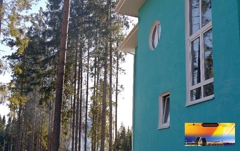 Идеальный вариант для ПМЖ, Коттедж рядом с спб в отличном месте - Фото 1