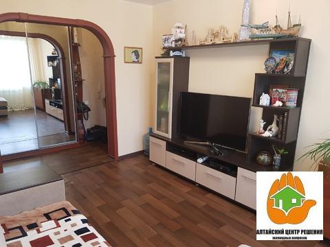 Трёхкомнатная квартира на Исакова - Фото 1