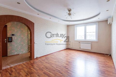 Продается 3-комн. квартира ул. Мусы Джалиля 26к1, м. Шипиловская - Фото 1