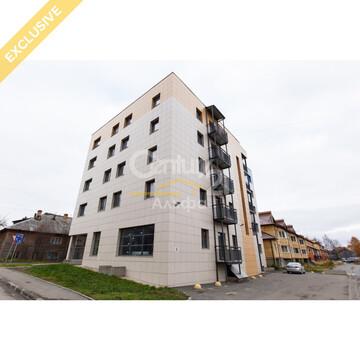 Современная, большая и светлая 2х ком. квартира в центре Петрозаводска - Фото 3