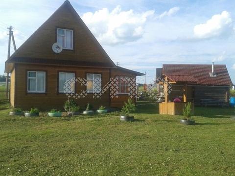 Продажа дома, Логиново, Шекснинский район - Фото 1