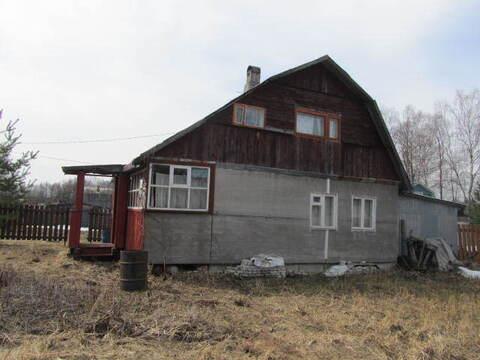 Дача на участке 5,5 сот.в СНТ Железнодорожный строитель, г.Александров - Фото 3