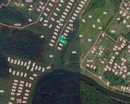 Зем.участок в Черелисино - Фото 3