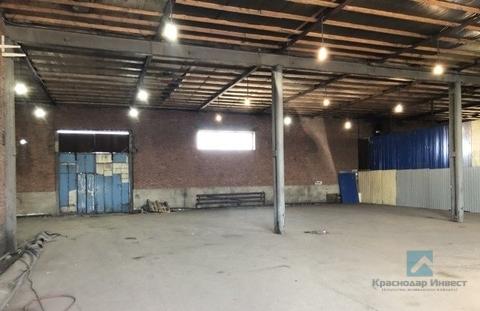 Аренда склада, Краснодар, Улица Богатырская - Фото 5