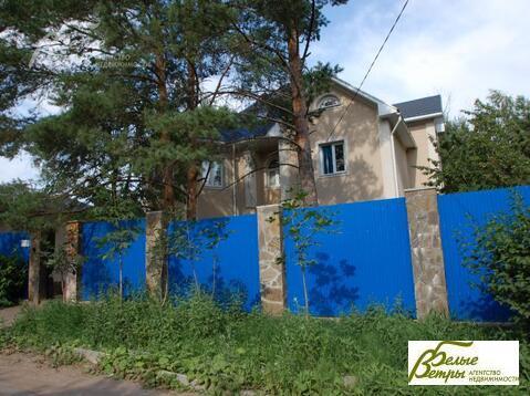 Дом394 кв. м,  14.5 сот, Киевское шоссе,  20 . - Фото 1