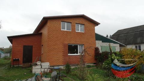 Новый дом 130 кв.м. участок 20 сот дер. Марино г. Александров - Фото 3