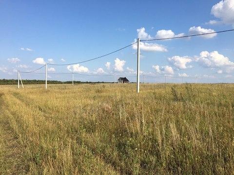Земельный участок в селе Сенцово - Фото 1