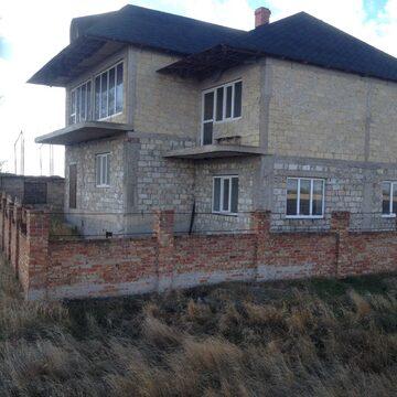 Продам новый дом 352 кв.м. Героевское с шикарным видом на Черное море - Фото 2