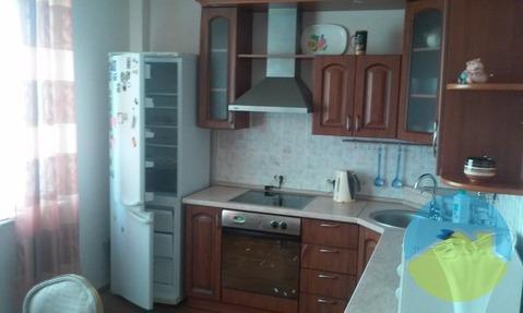 15 000 Руб., Двухкомнатная квартира в хорошем состоянии, Аренда квартир в Новосибирске, ID объекта - 330455608 - Фото 1