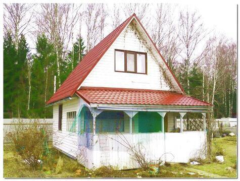 Уютная дача 45 кв.м. в окружении леса. 6 соток. Кубинка 50 км. от МКАД - Фото 5
