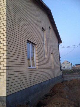 114 кв.м, 2 этажа, построен в 3 кирпича плюс утеплитель, фундамент - . - Фото 2