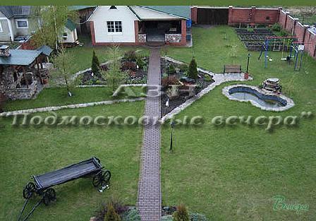 Новорижское ш. 14 км от МКАД, Лобаново, Коттедж 600 кв. м - Фото 4