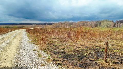 1га для ЛПХ, окраина деревни Ненашево, граничит с оврагом и прудиком - Фото 5