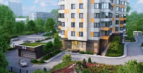 1-комн. квартира 39,5 кв.м. в доме комфорт-класса ЮВАО г. Москвы - Фото 4