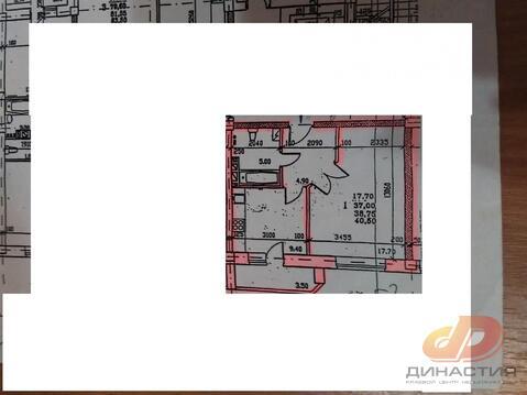 Однокомнатная квартира, кирпичный дом, 50 лет влксм - Фото 2