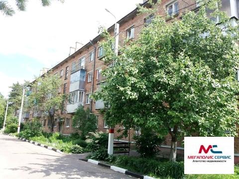 Сдам 2-х комнатную квартиру в г.Электрогорск, пер.Комсомольский - Фото 1