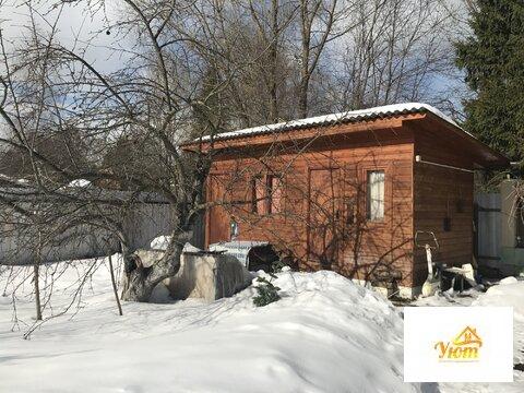 Продается дом на участке 8 соток, Раменск. р-н, п. Кратово - Фото 1